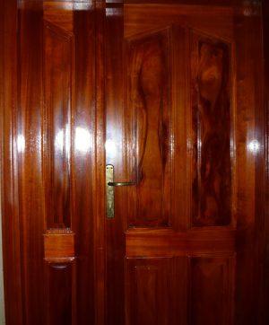 Wooden Door #17