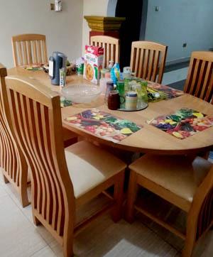 Dining Set #06