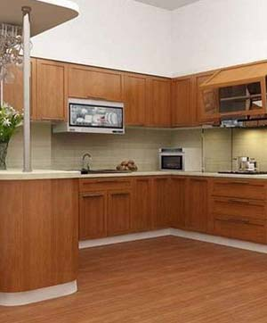 Kitchen Cabinet #07