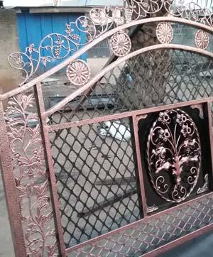 Metal Gate #02