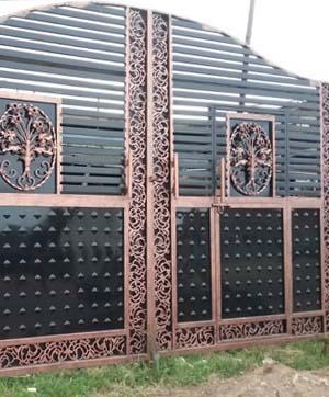 Metal Gate #04