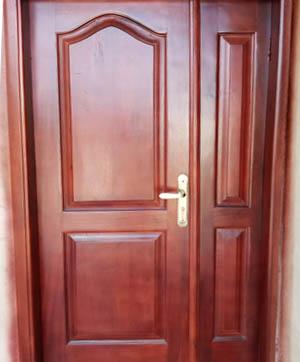 Wooden Door #22