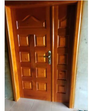 Wooden Door #28